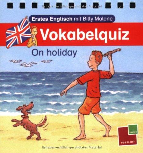 Vokabelquiz - On holiday