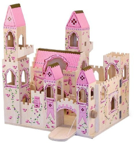 Princess Castle Furniture Set - 8