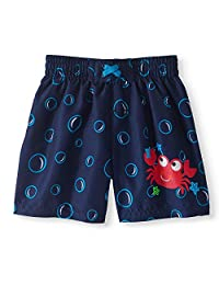 Healthtex Baby Boys Swim Trunks