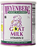 Meyenberg Whole Powdered Goat Milk, Vitamin D, 12 Ounce