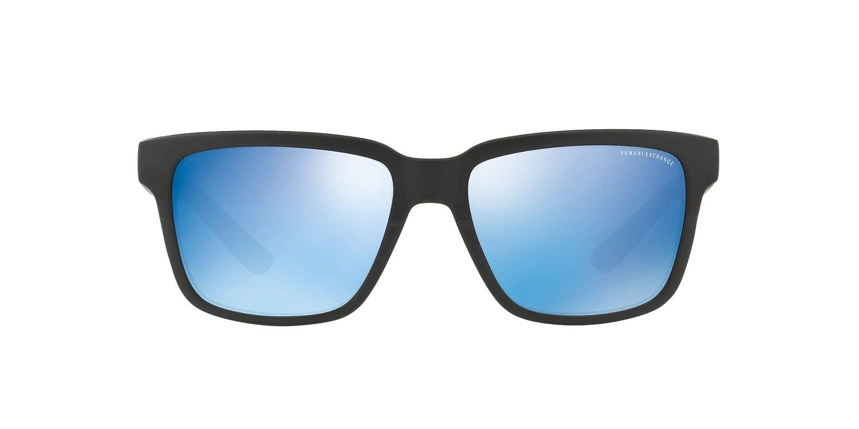 Armani Exchange Mens Sunglasses (AX4026) Plastic 0AX4026S81228756