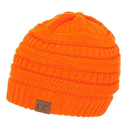 Gravity Threads Knit Stretch Beanie