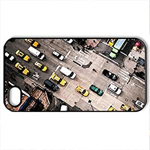 Hard For SamSung Galaxy S5 Mini Case Cover Airport code LGA / New York City country: United StatNeonblond