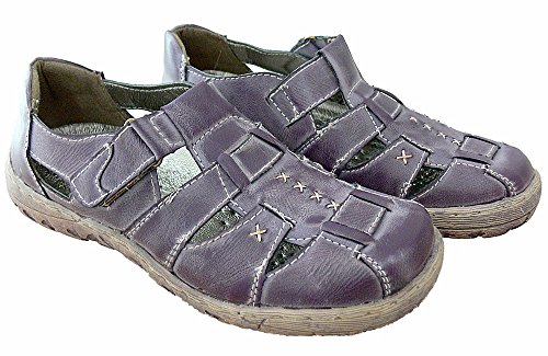 Damen Freizeit Halbschuhe Schuhe Sneakers Slipper Gr.36 - 41 Art.-Nr.2781 purpel