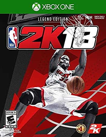 NBA 2K18 Legend Edition - Pre-load - Xbox One [Digital Code]