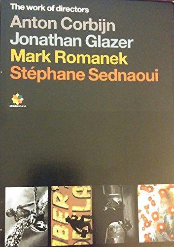 The work of Directors Anton Corbijn, Jonathan Glazer, Mark Romanex, Stephane Sednaoui by PALM
