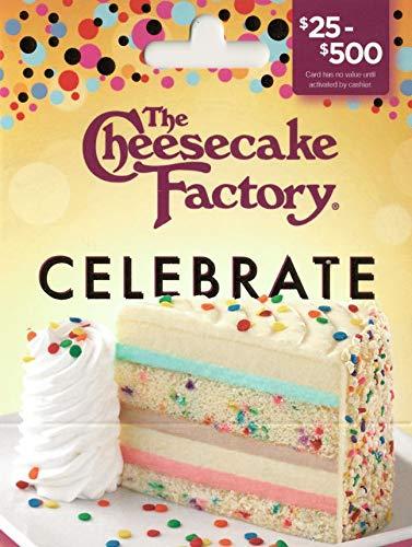 die Cheesecake Factory Gift Card