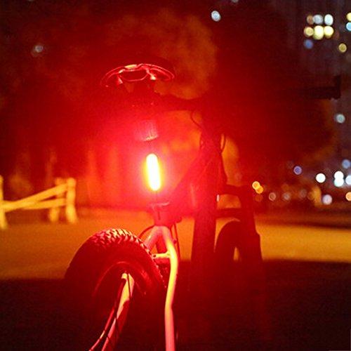 Lumière Usb Pour Rechargeable Vélo Feux À Arrière Led ZuOPikTwX