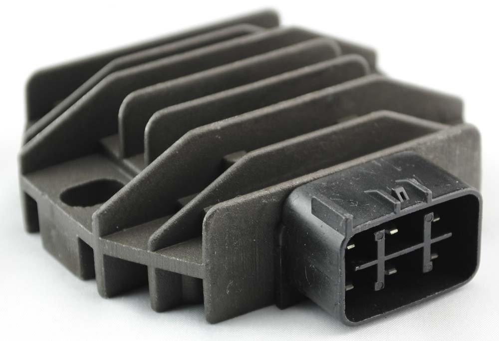 Tencasi Voltage Regulator Rectifier for Honda TRX400EX 1999-2004, TRX250TE TRX250TM 2002-2014, TRX250 1997-2001, TRX250EX 2001-2008, TRX250X 2009-2014