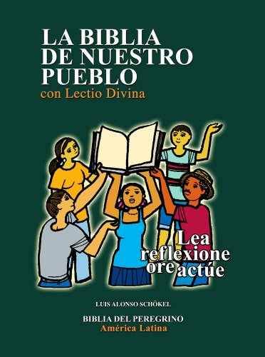 La Biblia de Nuestro Pueblo Con Lectio Divina-OS