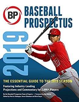 get cheap d11fc e6ffe Baseball Prospectus 2019 by  Baseball Prospectus,