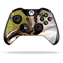 Protective Vinyl Skin Decal Cover for Microsoft Xbox One Controller wrap sticker skins Dragon World