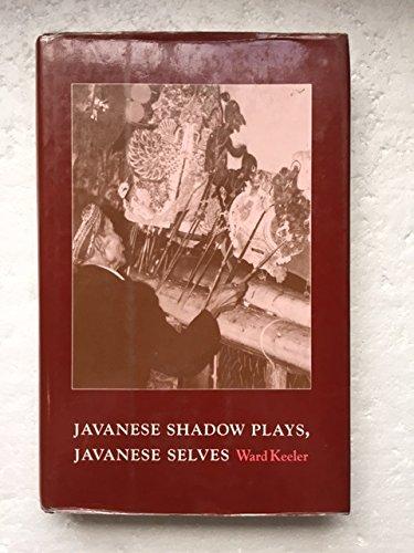 Javanese Shadow Plays, Javanese Selves