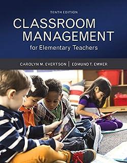 Amazoncom Classroom Management For Elementary Teachers 7th