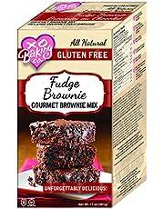 XO BAKING Gluten Free Fudge Brownie Mix 481g