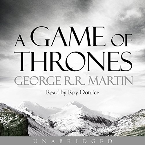 Bargain Audio Book - A Game of Thrones