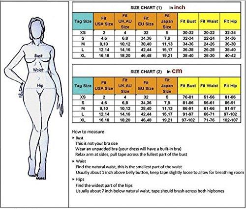 Traje de baño de moda neopreno bikini traje de baño partido traje de baño de playa traje de baño Blanco