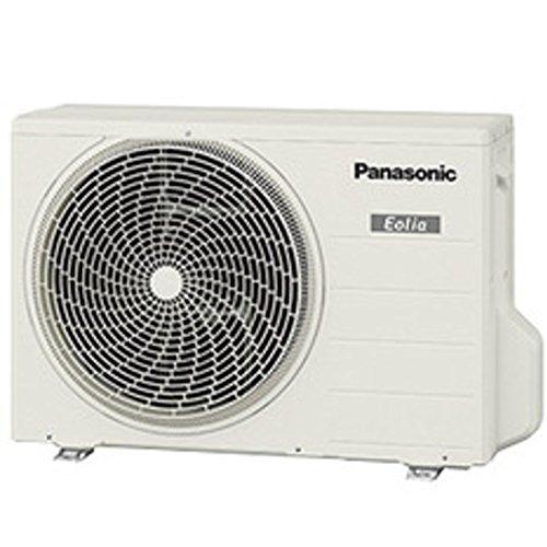 パナソニック 4.0kW 単相200V インバーター冷暖房除湿タイプ ルームエアコン Eolia(エオリア) CS-407CJ2-W クリスタルホワイト