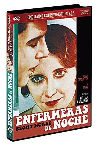 Enfermeras de Noche DVD