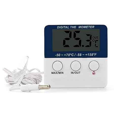 Compra Hifuture termómetro Nevera termómetro congelador para ...