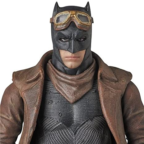 Medicom Batman v Superman: Dawn of Justice: Knightmare Batman Figure