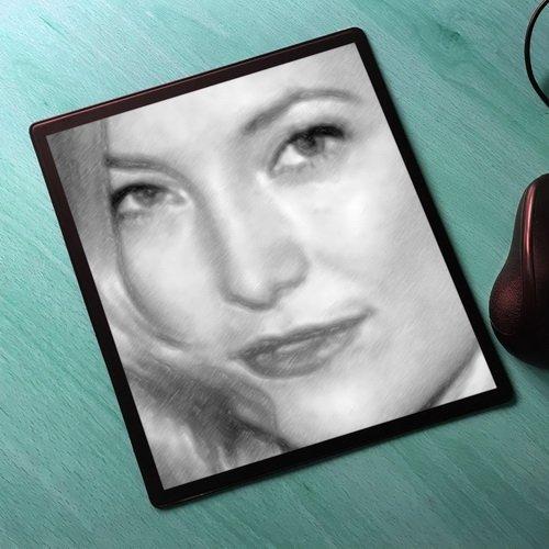 Seasons Kate Hudson - Original Art Mouse Mat #js002