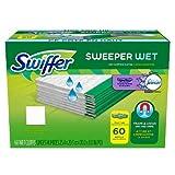 Swiffer Wet Refills, Lavender & Vanilla (60 ct) (pack of 2)