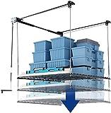 FLEXIMOUNTS Overhead Garage Storage Rack Lift