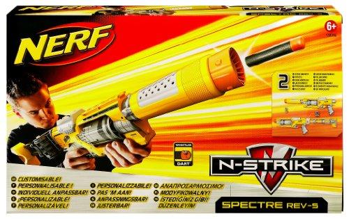 Nerf N-Strike Spectre Rev-5 Dart Blaster - Nerf N-strike Maverick Blaster