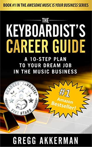 ea36111d62 The Keyboardist s Career Guide  A 10-Step Plan to Your Dream Job in ...