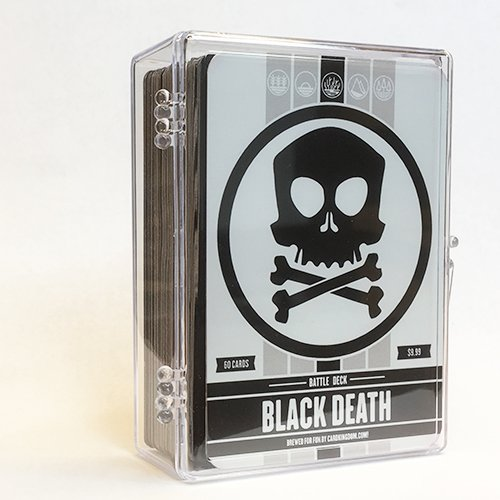 Black Death Battle Deck. Magic the Gathering Preconstructed Deck. 60 cards. ()