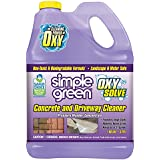 SIMPLE GREEN Oxy Solve Concrete and Driveway Pressure Washer Concentrate 1 Gal.