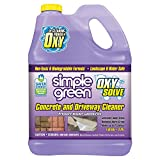 Simple Green Oxy Solve Concrete and Driveway Pressure Washer Concentrate