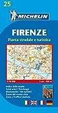 Firenze (Florence) - Michelin City Plans