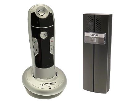 Response Electronics Cl6011b Wireless Door Entry Intercom Kit System