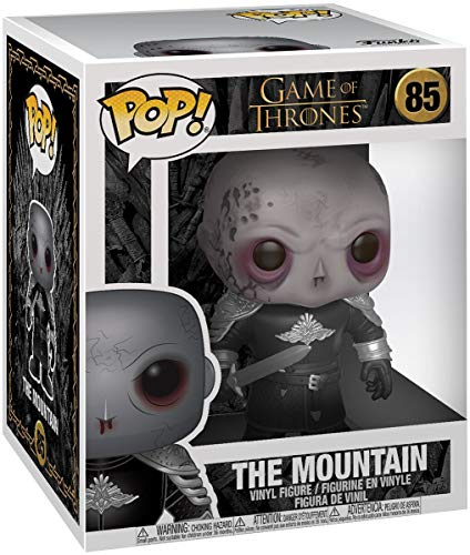Pop TV Game of Thrones - 6 The Mountain (Unmasked)