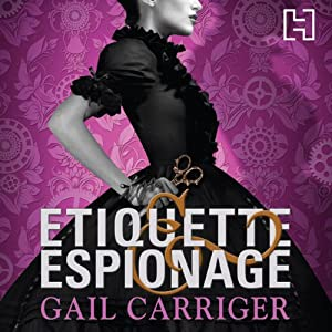 Etiquette and Espionage Audiobook