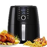 OMORC Air Fryer, 3.8QT Hot Air Fryer Oven Digital Oilless Air Fryer, w/Quick