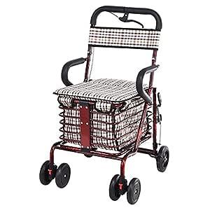 MMM@ Carro de compras para ancianos/Vehículo recreativo ...