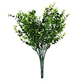 Best GENERIC Green Leaves - 2x Green Artificial Plastic Small Leaves Plant 7 Review