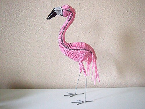 Beaded Flamingos - 4