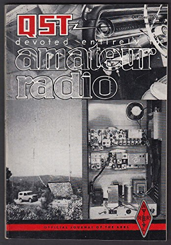 QST Amateur Radio: Diode Switching for VHF FM; Comdel DW 1550 Wattmeter 10 1969 ()