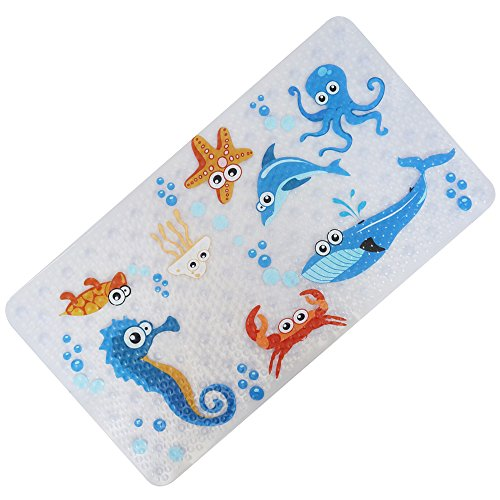 Best tub mat with suction