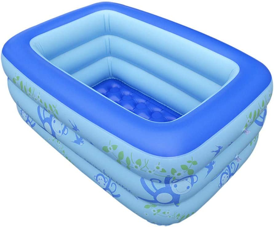 BRYTA-YOUC - Piscina Hinchable para niños, Piscina de bebé, casa o ...