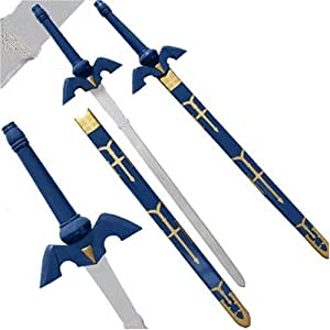 Amazon.com : Zelda Twilight Princess Wooden Replica Sword