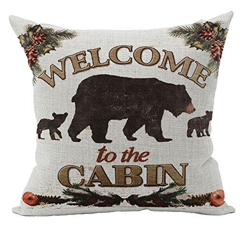 Cabin Wildlife Decor - 7