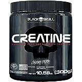Creatina - 300g - Black Skull Caveira Preta
