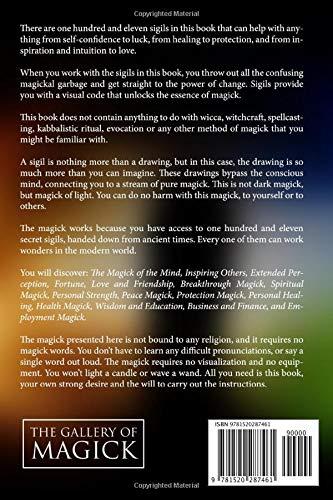 Amazon com: Sigils of Power and Transformation: 111 Magick
