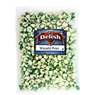 Wasabi Peas - Crunchy Chinese Snack - by Its Delish, 3 lbs