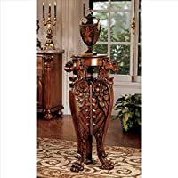 Design Toscano Evenswood Manor Winged Lion End Table
